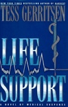 Life Support | Gerritsen, Tess | Signed First Edition Book