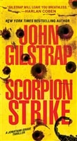 Scorpion Strike | Gilstrap, John | Signed First Edition Book
