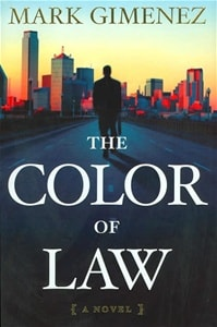 Color of Law, The | Gimenez, Mark | Signed First Edition Book
