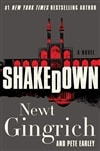 Gingrich, Newt & Earley, Pete | Shakedown | Double-Signed First Edition Book
