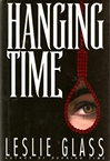 Hanging Time | Glass, Leslie | Signed First Edition Book