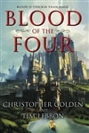 Blood of the Four | Golden, Christopher & Lebbon, Tim | Double-Signed 1st Edition