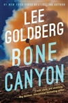 Goldberg, Lee | Bone Canyon | Signed First Edition Book