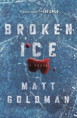 Broken Ice by Matt Goldman