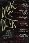 Golden, Christopher - Dark Duets: All-New Tales of Horror and Dark Fantasy (Signed First Edition)
