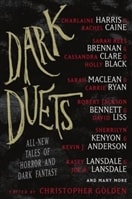 Dark Duets: All-New Tales of Horror and Dark Fantasy | Golden, Christopher | Signed First Edition Trade Paper Book