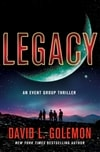 Legacy | Golemon, David L. | Signed First Edition Book