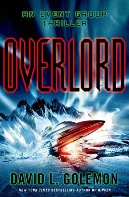 The Overlord by David L. Golemon
