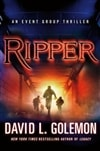 Ripper | Golemon, David L. | Signed First Edition Book