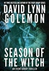 Golemon, David L. | Season of the Witch | Signed First Edition Copy
