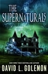 Golemon, David L. | Supernaturals, The | Signed First Edition Book