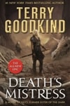 Goodkind, Terry | Death's Mistress | Signed First Edition Book