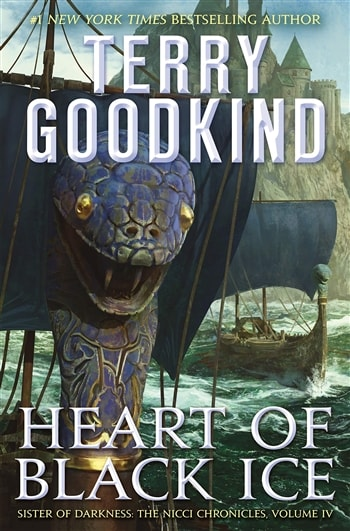 Heart of Black Ice by Terry Goodkind