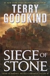 Goodkind, Terry | Siege of Stone | Signed First Edition Copy
