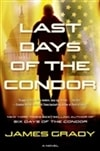 Last Days of the Condor | Grady, James | Signed First Edition Book