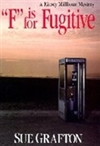 Grafton, Sue - F is for Fugitive (Signed First Edition)