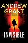 Invisible by Andrew Grant | Signed First Edition Book