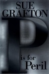 P is for Peril | Grafton, Sue | Signed First Edition Book