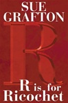 R is for Ricochet | Grafton, Sue | Signed First Edition Book