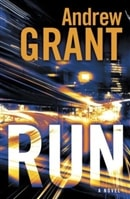 Grant, Andrew - Run (Signed First Edition)