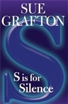 S is for Silence | Grafton, Sue | Signed First Edition Book