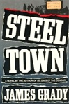 Steel Town | Grady, James | Signed First Edition Book