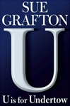 U is for Undertow | Grafton, Sue | Signed First Edition Book