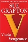 V is for Vengeance | Grafton, Sue | Signed First Edition Book