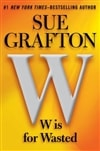 W is for Wasted | Grafton, Sue | Signed First Edition Book