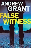False Witness | Grant, Andrew | Signed First Edition Book