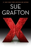 X | Grafton, Sue | Signed First Edition Book