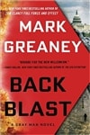Greaney, Mark | Back Blast | Signed First Edition Book