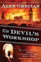 Devil's Workshop, The | Grecian, Alex | Signed First Edition Book
