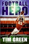Football Hero | Green, Tim | Signed First Edition Book