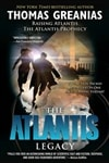 Atlantis Legacy, The | Greanias, Thomas | Signed First Edition Trade Paper Book