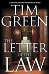 Letter of the Law, The | Green, Tim | First Edition Book