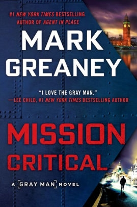 Mission Critical and Mark Greaney