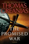 Promised War | Greanias, Thomas | Signed First Edition Book