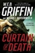 Curtain of Death | Griffin, W.E.B. | Signed First Edition Book