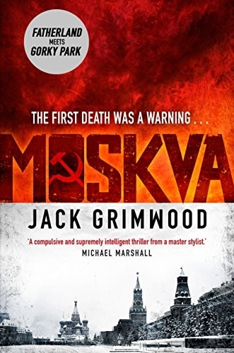 Moskva by Jack Grimwood