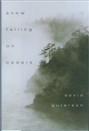 Guterson, David - Snow Falling on Cedars (Signed First Edition)