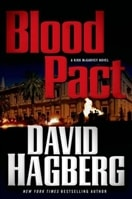 Blood Pact | Hagberg, David | Signed First Edition Book