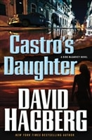 Castro's Daughter | Hagberg, David | Signed First Edition Book