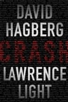 Hagberg, David | Crash | Signed First Edition Copy