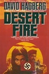 Desert Fire | Hagberg, David | Signed First Edition Book