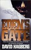 Eden's Gate | Hagberg, David | Signed First Edition Book