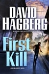 First Kill by David Hagberg | Signed First Edition Book