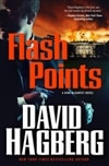 Flash Points | Hagberg, David | Signed First Edition Book