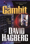 Hagberg, David | Gambit | Signed First Edition Book