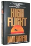 High Flight | Hagberg, David | Signed First Edition Book